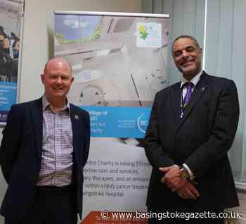 College backs Ark charity's campaign - Basingstoke Gazette