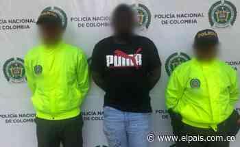 Alias Tomás, señalado de varios crímenes en Pradera, se presentó ante la Fiscalía - El País – Cali