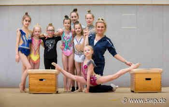 Rhythmische Sportgymnastik: Mit Magdalena Brzeska geht die TSG Söflingen auf Medaillenjagd - SWP