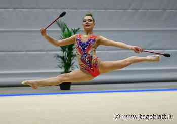 Rhythmische Sportgymnastik / Alyssa Panzone zeigt sich beim Luxembourg Cup vom Zweikampf beflügelt | Tageblatt.lu - Tageblatt online
