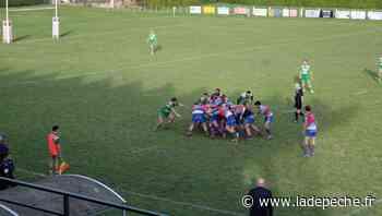 Saint-Jory. Rugby : du punch dans le dernier quart d'heure - ladepeche.fr
