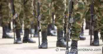 Asesinaron a un soldado que estaba de vacaciones en Carepa - El Colombiano