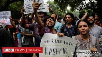 Status khusus Jammu dan Kashmir dicabut, politikus sebut 'hari paling kelam' - BBC Indonesia