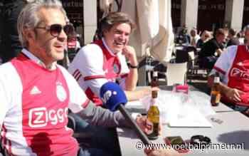 Ajax-fans vermaken zich in Madrid: 'Bezoekje aan casino, dus duurder dan verwacht'