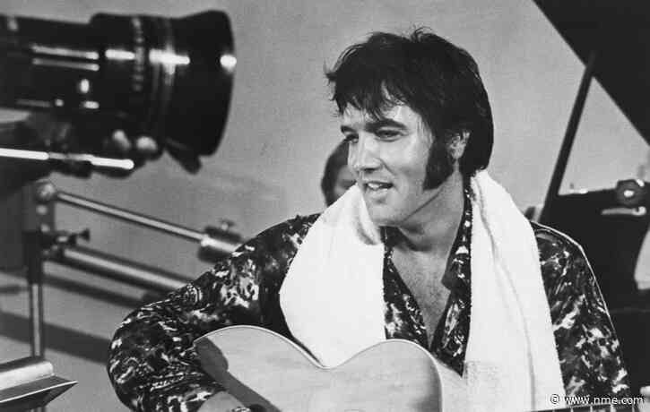 Elvis Presley live film 'That's The Way It Is' set for re-release