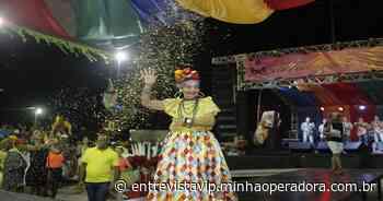 Frevo, axé e tradição animam o Carnaval de Itapissuma - Entrevista VIP