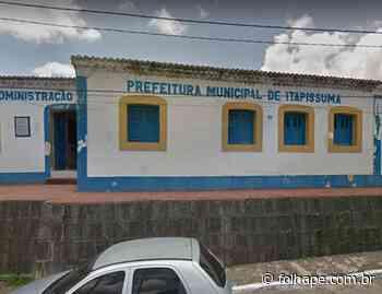 Pernambuco Moradores eram usados em esquema fraudulento da Prefeitura de Itapissuma, diz polícia - Folha de Pernambuco
