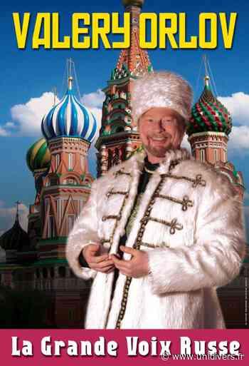 Valery Orlov « La grande voix Russe » 3 août 2020 - Unidivers
