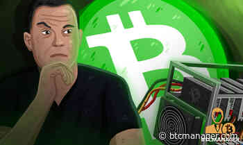 Bitcoin Cash (BCH) Miners Gaming the Network Amid Low Transaction Volume - BTCMANAGER
