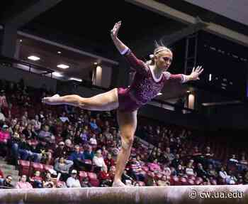 The anatomy of a perfect 10: Analyzing Alabama gymnastics routines - The University of Alabama Crimson White