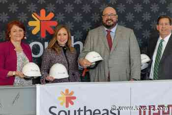 SoutheastHEALTH, Universal Health Services hold beam signing ceremony - KFVS