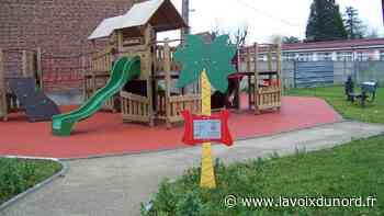 Libercourt : quatre nouvelles aires de jeux viennent d'ouvrir dans les quartiers - La Voix du Nord
