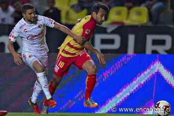 El genial pase de Jorge Valdivia que pudo terminar en el gol de Morelia ante Tijuana - EnCancha.cl