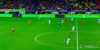 Video: el espectacular pase de Jorge Valdivia que saca aplausos en México - RedGol