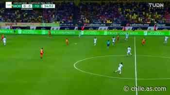 Magia intacta: el gran pase de Jorge Valdivia en la Copa MX - AS
