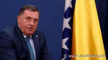 Break-up Bosnia to solve political crisis, says Bosnian Serb leader - Euronews