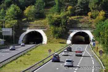 Travaux au tunnel de Noailles en Corrèze sur l'A20 : la circulation perturbée ce jeudi 20 février - La Montagne