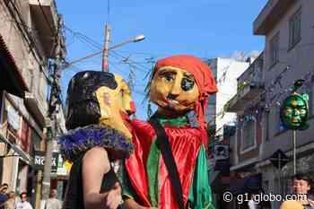 Carnaval em Piracaia terá premiação para blocos e desfile de bonecões - G1