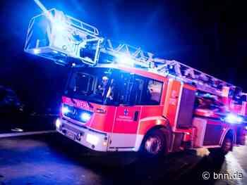 Mann erleidet lebensgefährliche Verbrennungen in Leimen - BNN - Badische Neueste Nachrichten