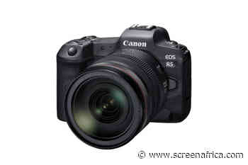 Canon announces development of the 8K video-capable EOS R5 - Screen Africa
