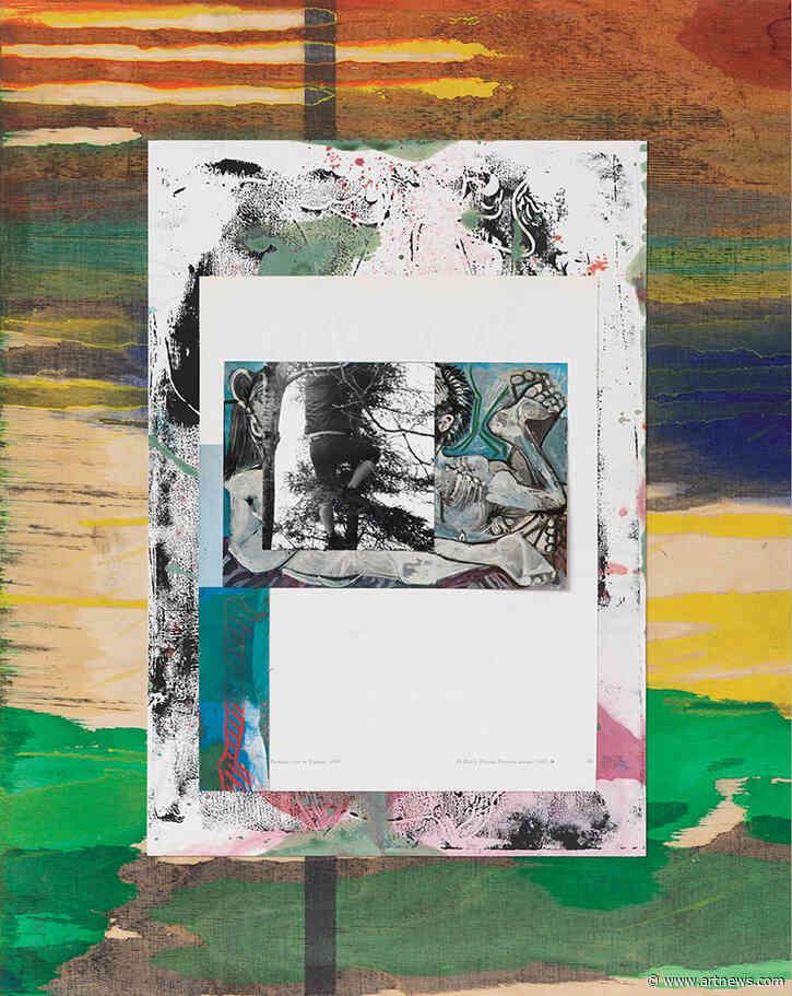 Arturo Herrera's Latest Works Reinvigorate Modernist CollagePractices