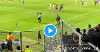 Getafe-doelpuntenmaker Deyverson provoceert Ajax-fans na rustsignaal
