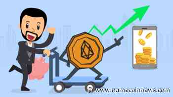 EOS Reflects Recovery After 3-Day Long Bearish Run - NameCoinNews
