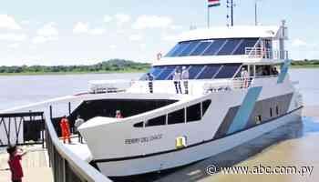 Proyectan ferry que unirá Villeta con Villa Hayes - Economía - ABC Color