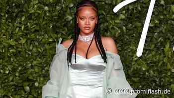 Rihanna arbeitet mit Pharrell Williams an neuer Musik - Promiflash.de