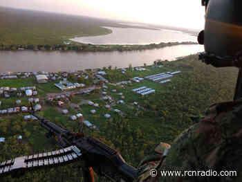 Más de cien desplazados deja crimen de guardia indígena en Nuquí, Chocó - RCN Radio