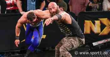 WWE NXT: Tommasco Ciampa mit Warnung an Johnny Gargano - Cody Rhodes siegt bei AEW - SPORT1
