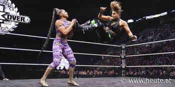 """NXT-Champ Rhea Ripley teilt im """"Heute""""-Talk aus - Heute.at"""