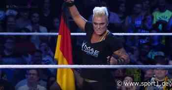 WWE: Jazzy Gabert lässt Vertrag bei NXT UK auslaufen und ist Free Agent - SPORT1