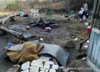 Intoxicación masiva durante ritual ancestral en Pinchote, Santander - La FM