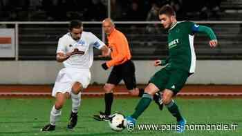 Football - Régional 1 : Nathan Goupil, l'ange vert de Bois-Guillaume - Paris-Normandie