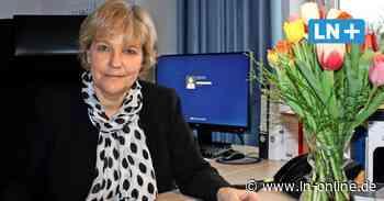 Stabübergabe - Neustart in Bad Schwartau: Mandy Treetzen übernimmt die Rathausverwaltung - Lübecker Nachrichten