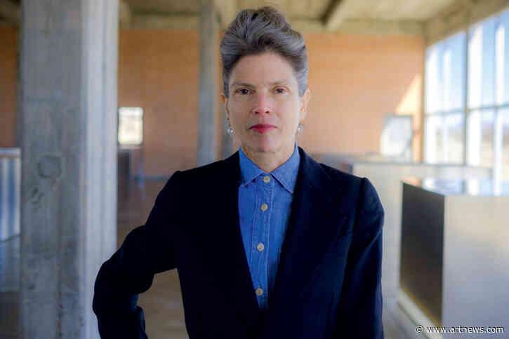 Ingrid Schaffner, Lauded Curator Behind 2018 Carnegie International, Heads to Chinati Foundation in Marfa,Texas
