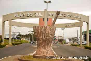 Concurso Prefeitura de Pilar do Sul SP 2020: Salários de até R$ 4.406,78! - Notícias Concursos
