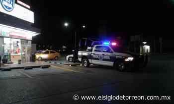 Descubren a tres robando en negocios Torreon - El Siglo de Torreón