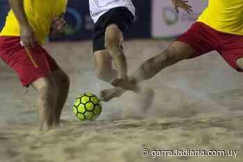 El Torneo Clausura de fútbol playa se definirá el lunes - la diaria