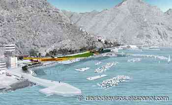 Puertos de Tenerife saca a concurso la obra de la playa de Valleseco | Canariasenred - Diario de Avisos