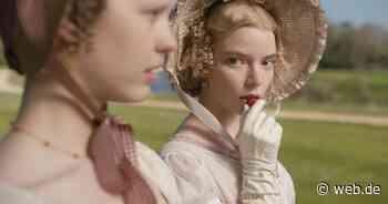 "Anya Taylor-Joy ist ""Emma"" - der Klassiker von Jane Austen - WEB.DE News"