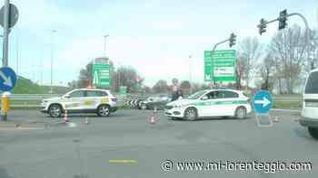 Milano. Grave incidente in via Pertini allo svincolo Baggio - Cusago, traffico deviato - Mi-Lorenteggio