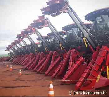 Safra 20/21: Usina Pitangueiras estrutura frota de máquinas - JornalCana