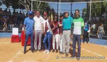 Inauguraron los Juegos Estadales de la Súper Copa de Kickingball en Guacara - El Carabobeño
