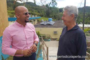 La Escuela Domingo Massol: el nuevo coloso solar de Adjuntas - La Perla del Sur