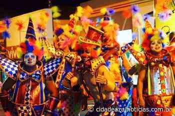 Carnaval de rua de Brotas tem blocos e shows - Cidade Azul Notícias