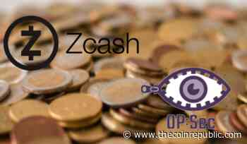 The Zcash Foundation Donates 1,044 ZEC to the Open Privacy Research Society - The Coin Republic