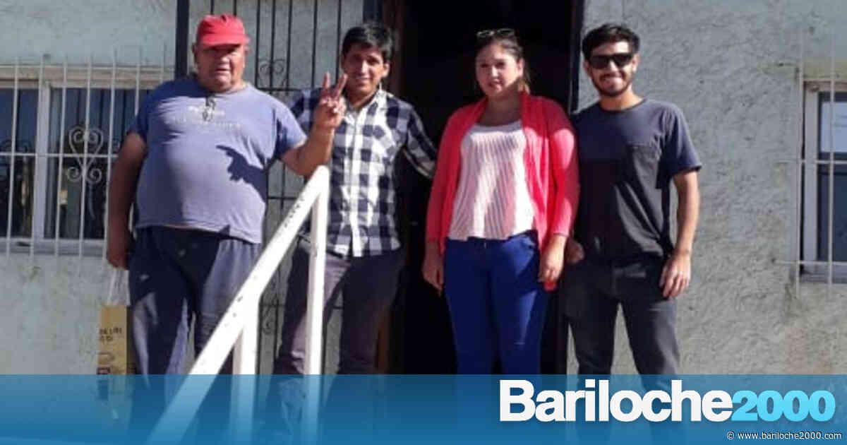 La Junta Vecinal del barrio Alborada inició una nueva etapa - Bariloche 2000