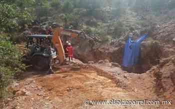 Gambusino lesionado tras derrumbe en mina de Santa Bárbara - El Sol de Parral